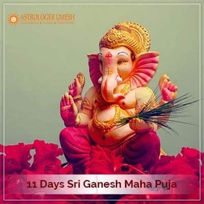 11 Days Ganesh Puja