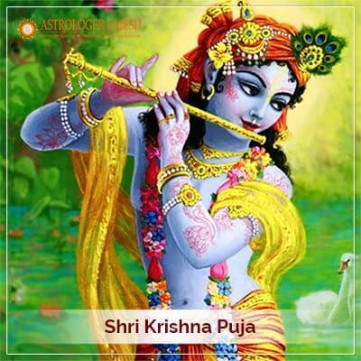 Shri Krishna Janmashtami Puja