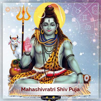 Mahashivratri Shiv Puja