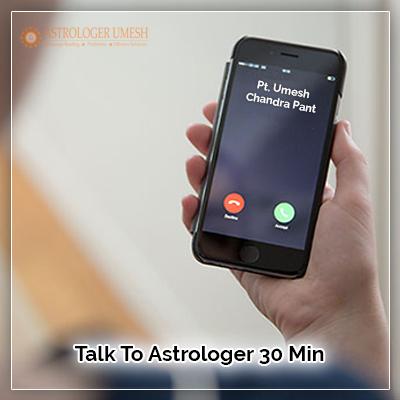 Talk To Astrologer 30 Min