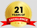 2021 Years of Experience