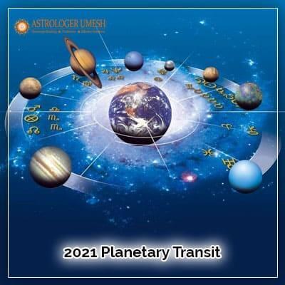 2021 Planetary Transit