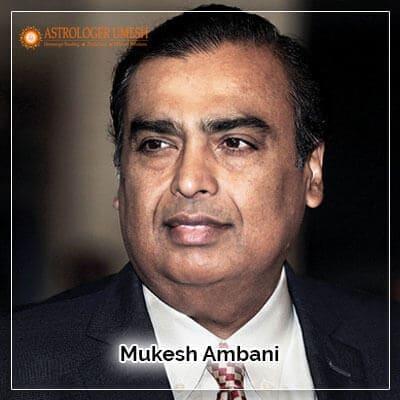 Mukesh Ambani Horoscope Analysis