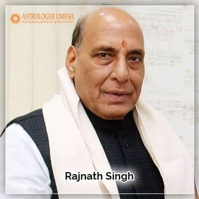 Rajnath Singh Horoscope Analysis