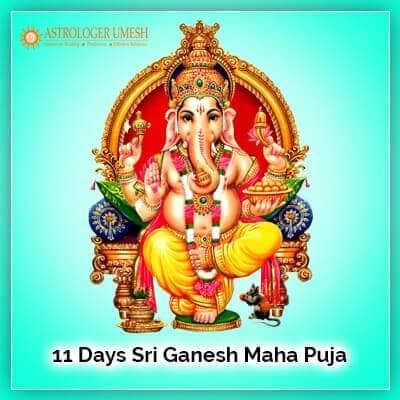 11 Days Sri Ganesh Puja