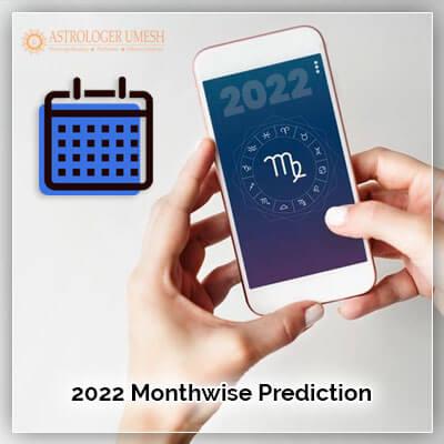 2022 Monthwise Prediction