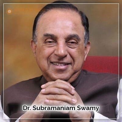 Dr. Subramaniam Swamy Horoscope Analysis