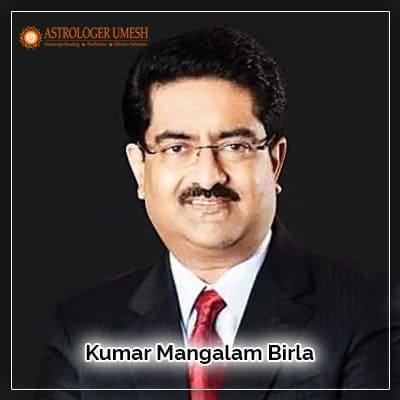 Kumar Manglam Birla Horoscope Analysis
