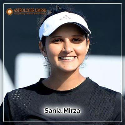 Sania Mirza Horoscope Analysis