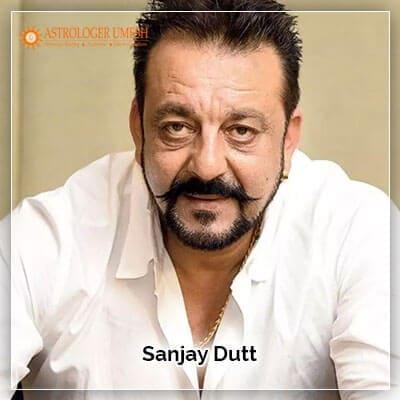 Sanjay Dutt Horoscope Analysis