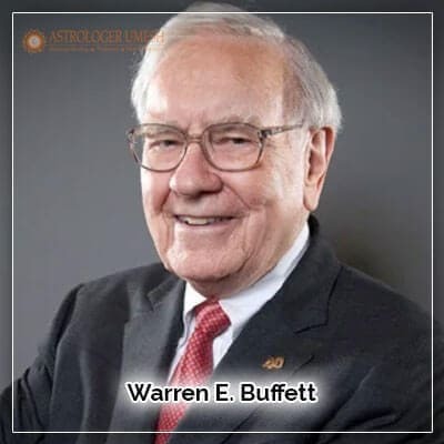 Warren Buffett Horoscope Analysis