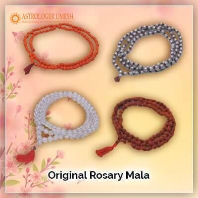 Original Rosary Mala