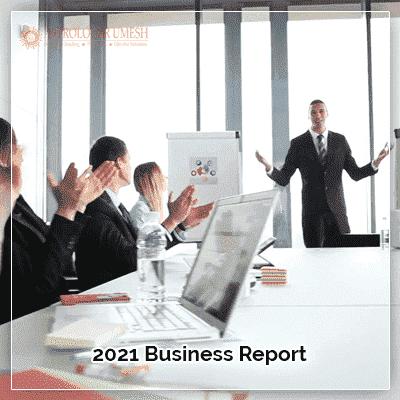 2021 Business Report AstrologerUmesh