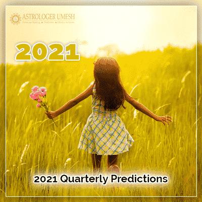 2021 Quarterly Prediction
