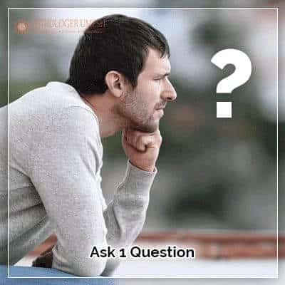 Ask 1 Question