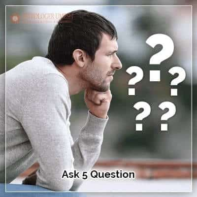 Ask 5 Question