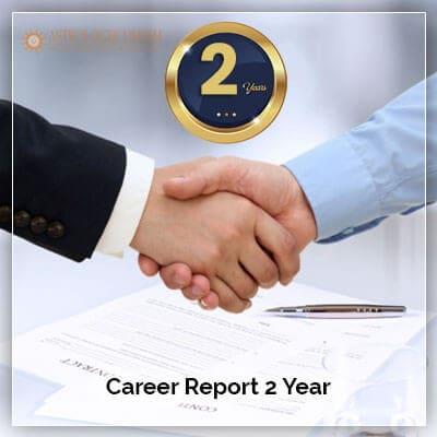 Career Horoscope Report 2 Year