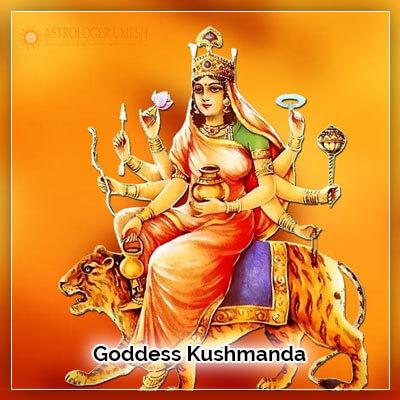 Goddess Kushmanda