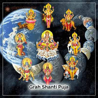 Grah Shanti Puja