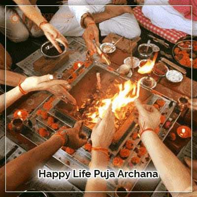 Happy Life Puja Archana