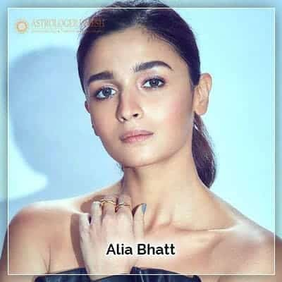 Alia Bhatt Horoscope Analysis
