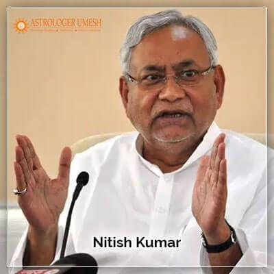 Nitish Kumar Horoscope Analysis