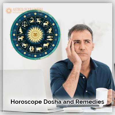 Horoscope Dosha and Remedies