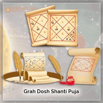 Kundali Grah Dosh Shanti Puja