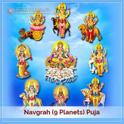 Lord Navgrah Puja