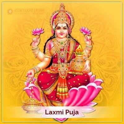 Diwali Mahalakshmi Puja