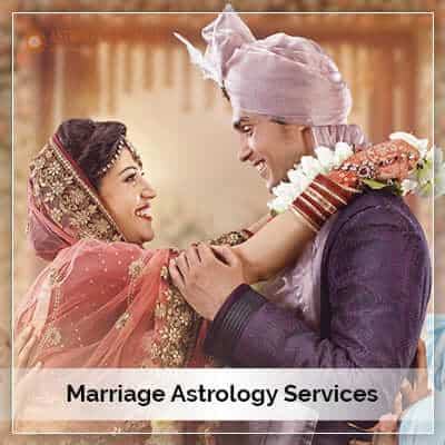 Marriage Astrology Services