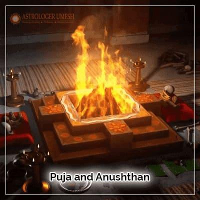 Puja and Anushthan