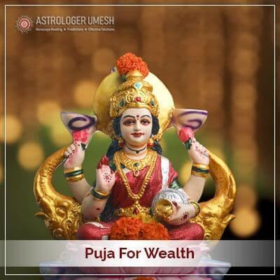 Wealth Puja