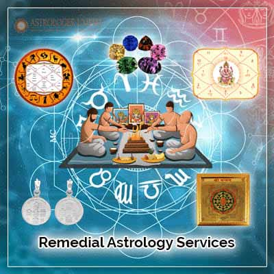 Remedial Astrology Services