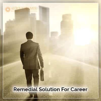 Remedial Solution for Career