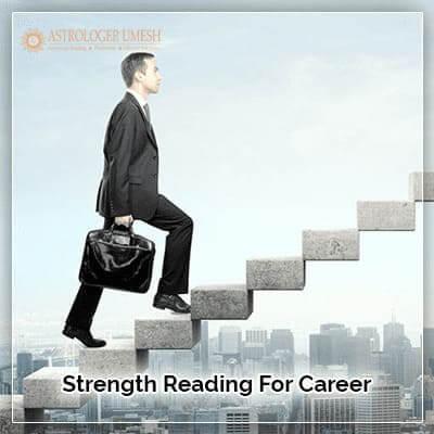 Strength Reading For Career