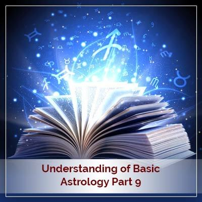 Learn Astrology Lesson Nine