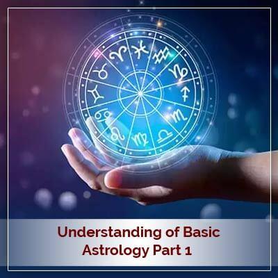 Basic Astrology Part  One