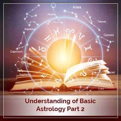 Learn Astrology Lesson Two