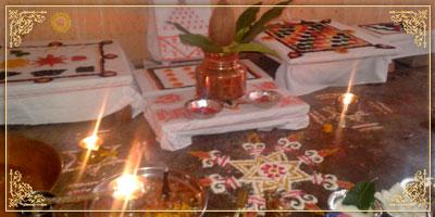 Starting of Puja AstrologerUmesh